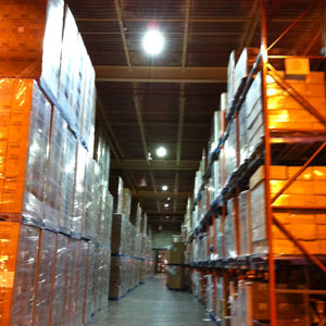 Warehouses - Storage